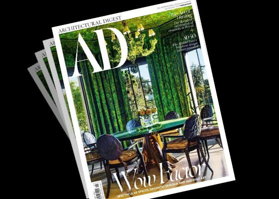 Archidentity featured in Architectural Digest